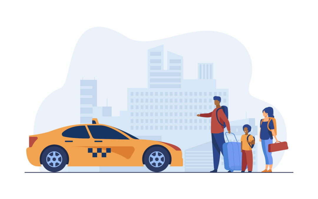 Top Reasons to Take an Airport Taxi